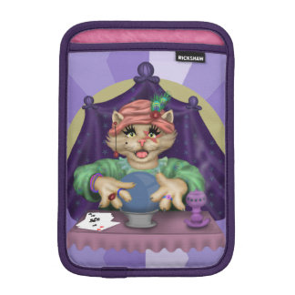TAROT CAT CARTOON iPad Mini iPad Mini Sleeves