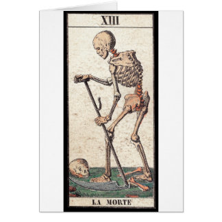 Tarot: Death Card