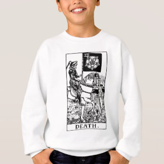 Tarot 'death' sweatshirt