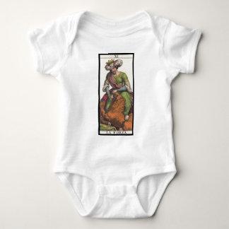 Tarot: Justice Baby Bodysuit