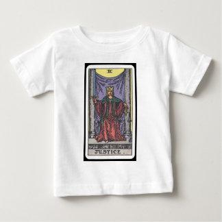 Tarot: Justice Baby T-Shirt