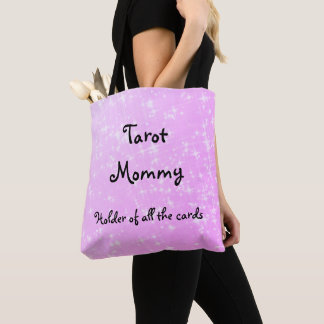 Tarot Mommy design Tote Bag