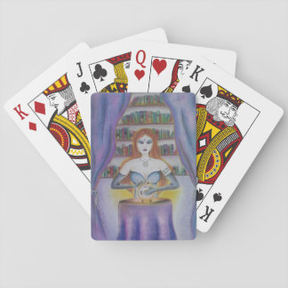 Tarot Reader Playing Cards