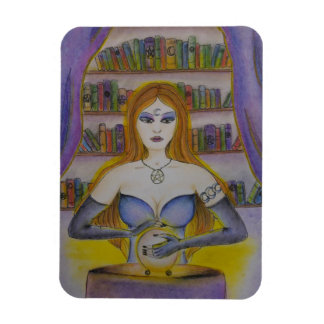 Tarot Reader, Spiritual Reader Magnet