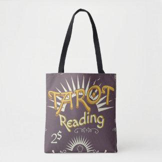 Tarot Reader vintage print Tote Bag
