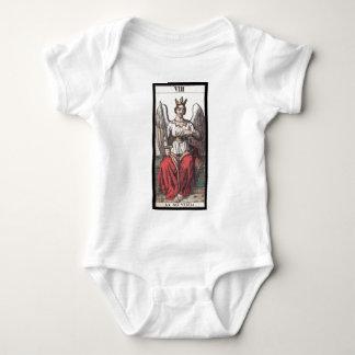 Tarot: Strength Baby Bodysuit