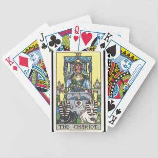 Tarot: The Chariot Poker Deck