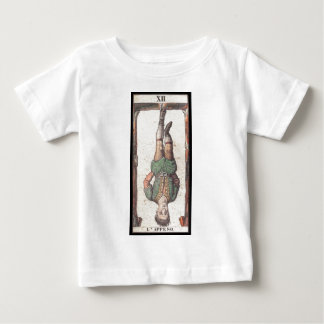 Tarot: The Hanged Man Baby T-Shirt