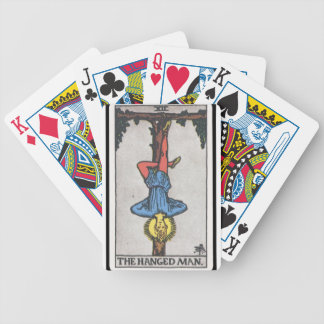 Tarot: The Hanged Man Poker Deck