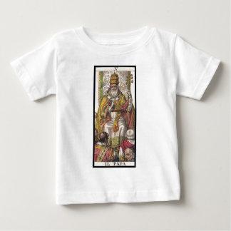 Tarot: The Hierophant Baby T-Shirt