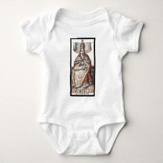 Tarot: The High Priestess Baby Bodysuit