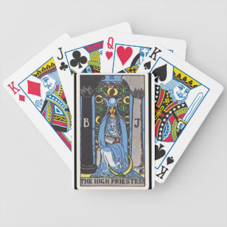 Tarot: The High Priestess Bicycle Playing Cards