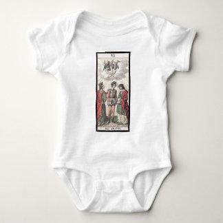 Tarot: The Lovers Baby Bodysuit