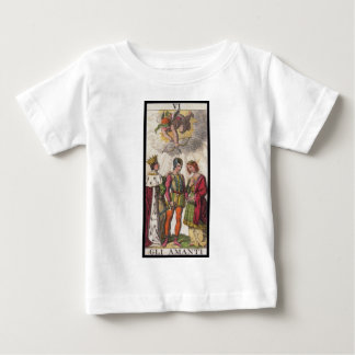 Tarot: The Lovers Baby T-Shirt