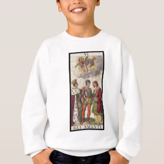 Tarot: The Lovers Sweatshirt