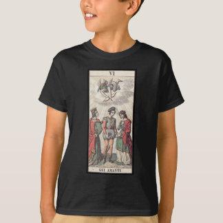 Tarot: The Lovers T-shirts
