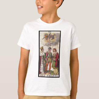 Tarot: The Lovers Tshirt