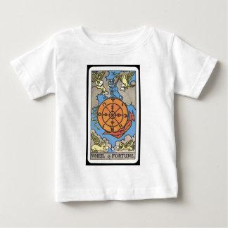 Tarot: Wheel of Fortune Baby T-Shirt