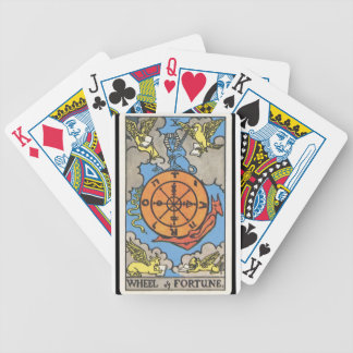 Tarot: Wheel of Fortune Bicycle Playing Cards