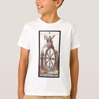 Tarot: Wheel of Fortune T-Shirt