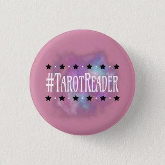 #TarotReader Pink 1 in. Button