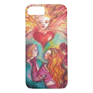 TAROTS OF LOST SHADOWS / LOVERS Valentine's Day iPhone 8/7 Case
