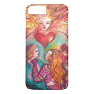 TAROTS OF LOST SHADOWS / LOVERS Valentine's Day iPhone 8 Plus/7 Plus Case