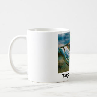 Tarpon Hunter Coffee Mug