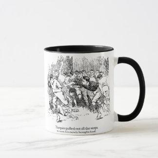 Tarquin and the Loaf Mug