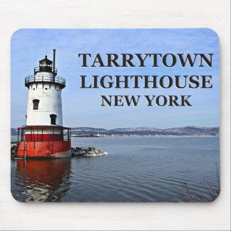 Tarrytown Lighthouse, New York Mousepad