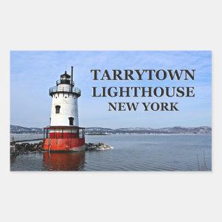Tarrytown Lighthouse, New York Stickers