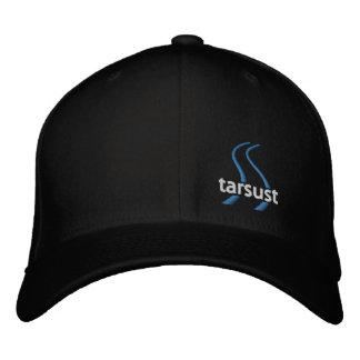 tarsust | flex fit | dark embroidered hat