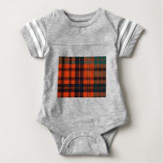 Tartan Baby Bodysuit