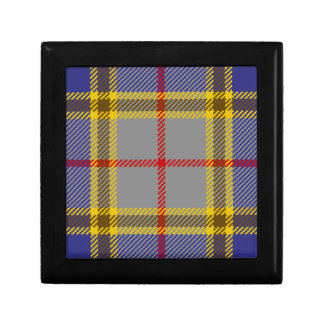 Tartan Clan Balfour Gift Box