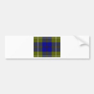 Tartan Clan Oliphant Bumper Sticker