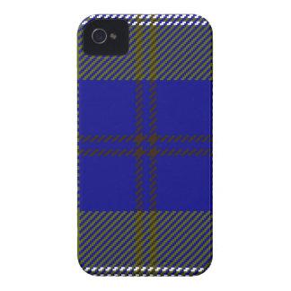 Tartan Clan Oliphant iPhone 4 Cover