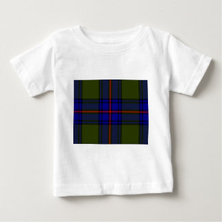 Tartan Clan Shaw Baby T-Shirt