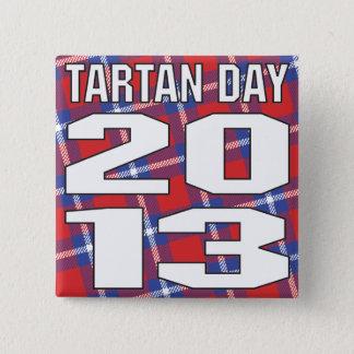 Tartan Day 2013 Button