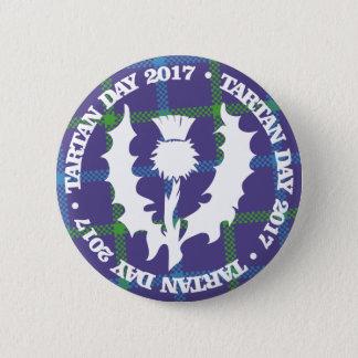Tartan Day Button 2017