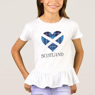 Tartan Heart - Scotland T-Shirt