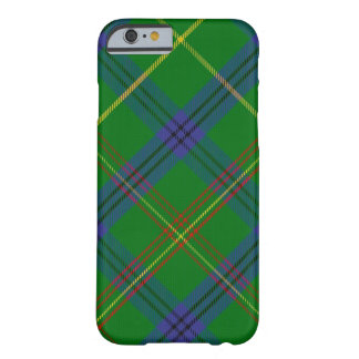 Tartan Holmes iPhone 6 Slim Barely There iPhone 6 Case