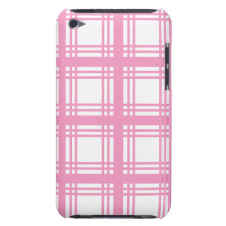 Tartan Ivory (Pink) iPod Touch Case