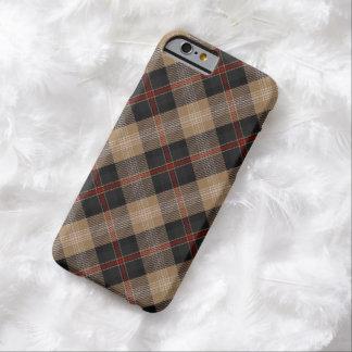 Tartan Logan iPhone 6 Slim Barely There iPhone 6 Case
