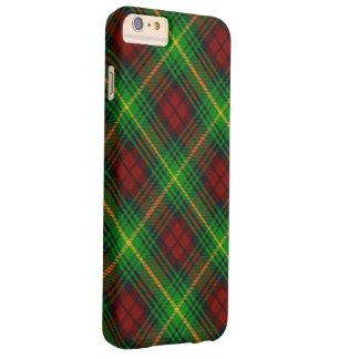 Tartan Martin iPhone 6 Plus Case