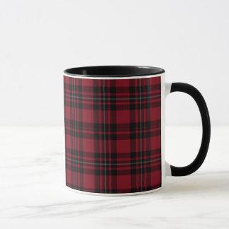 Tartan Mug