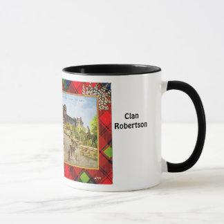 Tartan Mug, Clan  Robertson, Mug