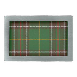 Tartan_of_Newfoundland_and_Labrador Belt Buckle