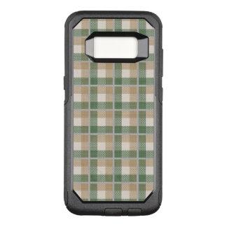 Tartan OtterBox Commuter Samsung Galaxy S8 Case