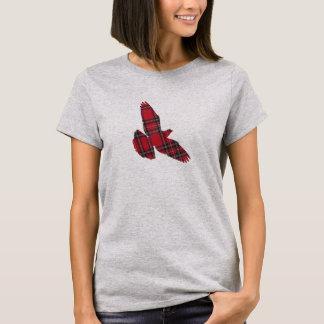 Tartan Pigeon T-Shirt