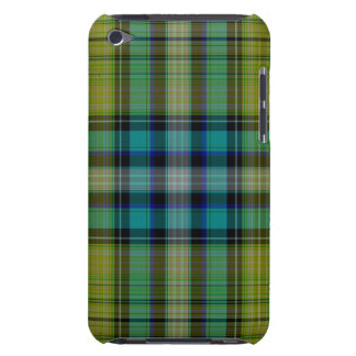 Tartan Plaid Barely There iPod Case